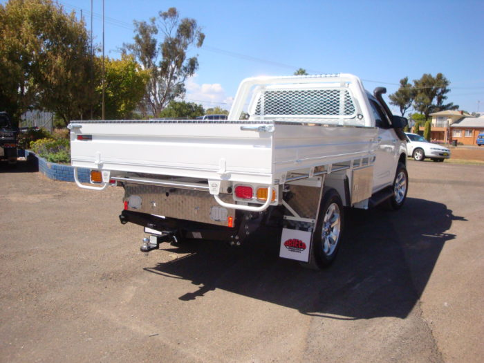 Toyota – Hilux – Single Cab