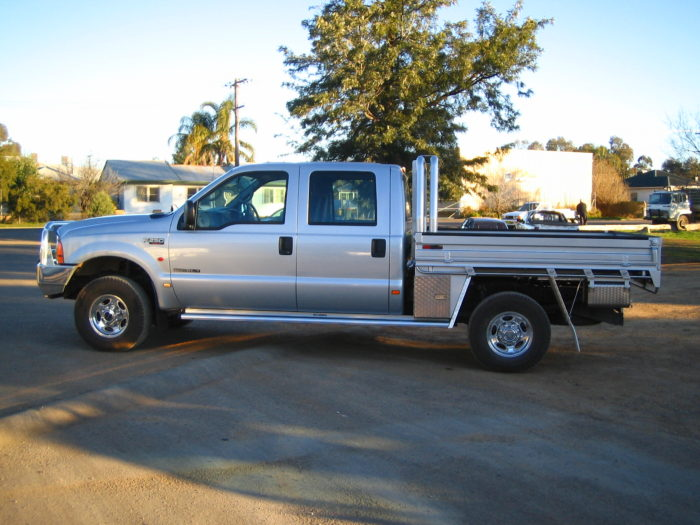 Ford – F Series – Dual Cab